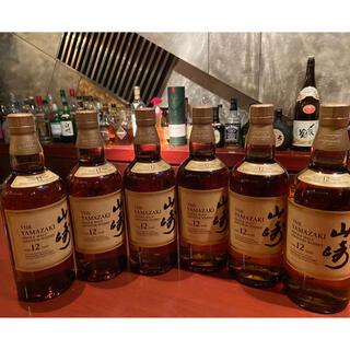 サントリー(サントリー)の山崎12年×6本セット(ウイスキー)