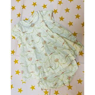 ベビーディオール(baby Dior)のディオール ベビー ワンピース セットアップ 80cm(ワンピース)