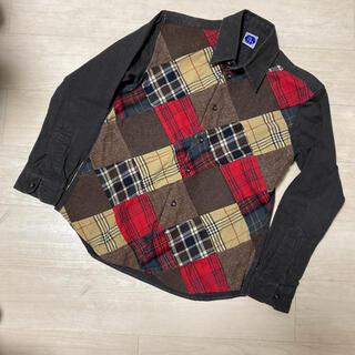 アバハウス(ABAHOUSE)のアバハウス チェックシャツ(シャツ)