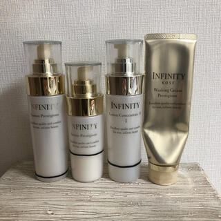 インフィニティ(Infinity)のKOSE★コーセー★インフィニティ★化粧水★乳液★洗顔(化粧水/ローション)