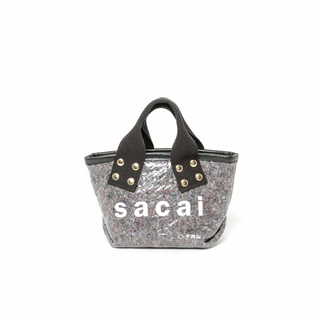 sacai - SACAI  サカイ Soundproof Tote Small