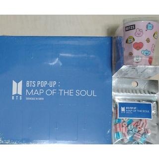 防弾少年団(BTS) - BTS POP-UP MAP OF THE SOUL JAPAN