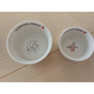moomin cafe ノベルティ ココット 皿 ★限定 ムーミン ニョロニョロ