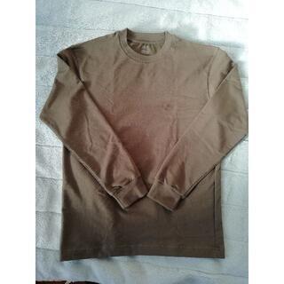 UNIQLO - 【未使用】ユニクロ ヒートテック メンズ長袖シャツ Mサイズ