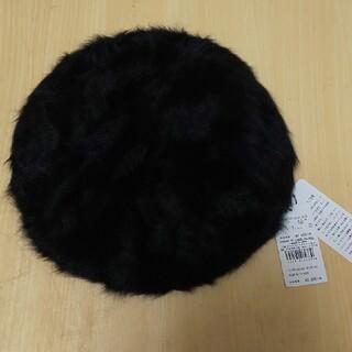 セシルマクビー(CECIL McBEE)のCECIL McBEEファーベレー帽(ハンチング/ベレー帽)
