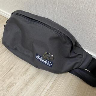 RADIALL - RADIALL ラディアル バッグ ショルダーバッグ ウエストポーチ