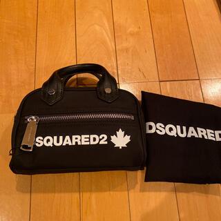 ディースクエアード(DSQUARED2)のDSQUARED2 ユニセックス ミニボストン ショルダーバッグ(ショルダーバッグ)