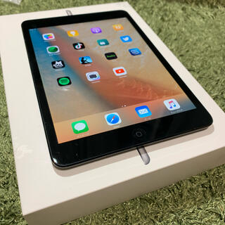 iPad - 【Bランク】iPad mini1 16GB Wifi+cell アイパッド ミニ