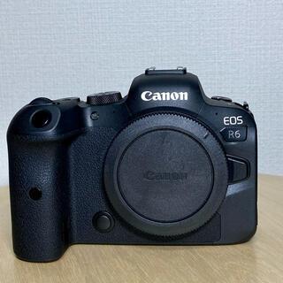 Canon - eos R6 ボディ 新品同様