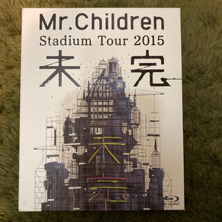 Mr.Children Stadium Tour 2015 未完 Blu-ray(ミュージック)