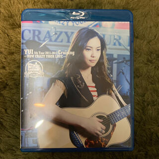 Cruising ~HOW CRAZY YOUR LOVE~ Blu-ray(ミュージック)