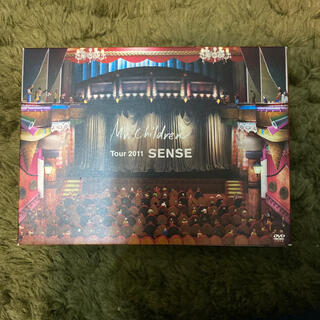 "Mr.Children TOUR 2011 ""SENSE"" DVD(ミュージック)"
