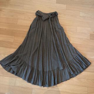 クロエ(Chloe)のバレンタインSale💖定価25万円★クロエ♡ロングマキシスカート ♡(ロングスカート)