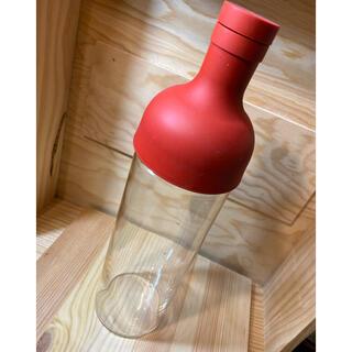 ハリオ(HARIO)のHARIO ハリオフィルターインボトル  750ml 水出し茶 お茶ボトル(その他)