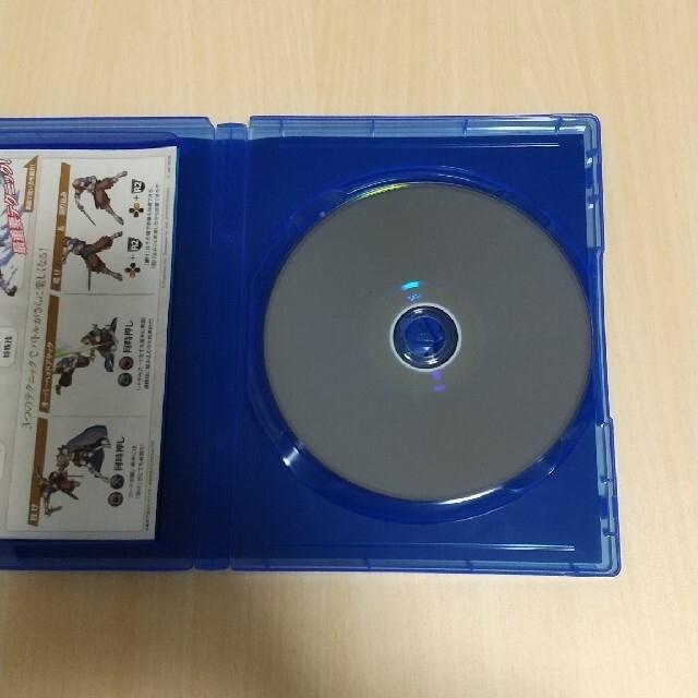 グランブルーファンタジー ヴァーサス エンタメ/ホビーのゲームソフト/ゲーム機本体(家庭用ゲームソフト)の商品写真