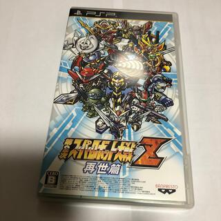 バンプレスト(BANPRESTO)の第2次スーパーロボット大戦Z 再世篇 PSP(携帯用ゲームソフト)