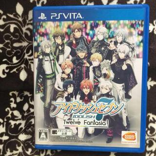 PlayStation Vita - ゲームソフト アイドリッシュセブン