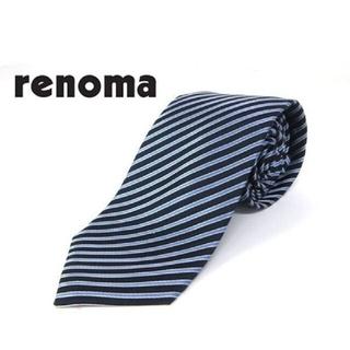 ユーピーレノマ(U.P renoma)のrenoma ネクタイ シルク100% イタリア製(ネクタイ)