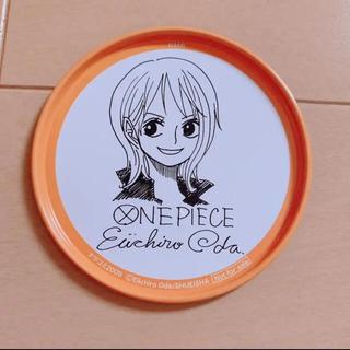 シュウエイシャ(集英社)のワンピース ナツコミ 2009 コースター(キャラクターグッズ)