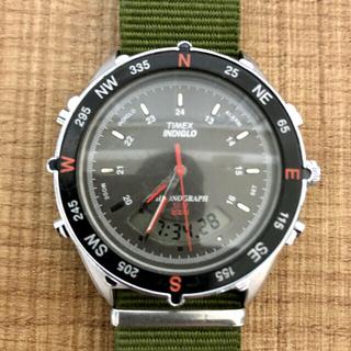 タイメックス(TIMEX)のTIMEX CR2016 CELL アナログ/デジタル(腕時計(アナログ))