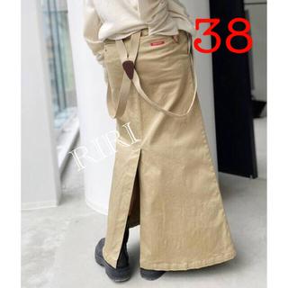 L'Appartement DEUXIEME CLASSE - GOOD GRIEF グッドグリーフ Chino Skirt チノスカート 38