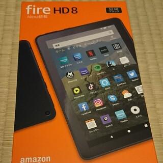ANDROID - Amazon fire HD8 32GB ブラック