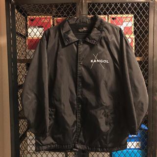 カンゴール(KANGOL)のKANGOL coach jacket m size(ブルゾン)