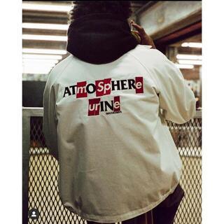 シュプリーム(Supreme)のS Supreme ANTIHERO Twill Jacket ツイルジャケット(ブルゾン)