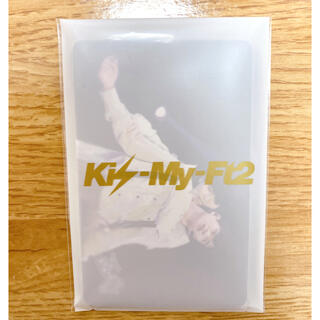 キスマイフットツー(Kis-My-Ft2)のKis-My-Ft2  DVD 特典(アイドルグッズ)