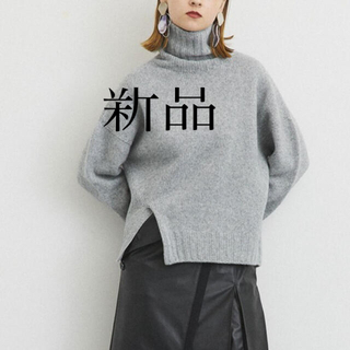 UNITED ARROWS - 新品 ユナイテッドトウキョウ ハイネックセーター