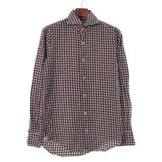 フィナモレ(FINAMORE)のfinamore カジュアルシャツ メンズ(シャツ)