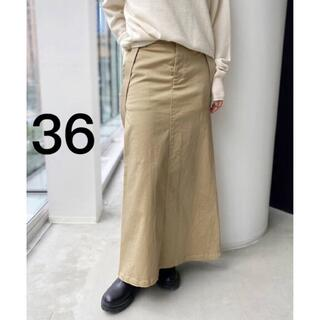 L'Appartement DEUXIEME CLASSE - 【GOOD GRIEF/グッドグリーフ】Chino Skirt