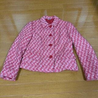 ミュウミュウ(miumiu)のMIUMIU ツイードジャケット(その他)