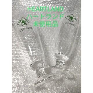 キリン(キリン)のHEARTLANDハートランド ビアグラス ビールグラス 2個セット(アルコールグッズ)
