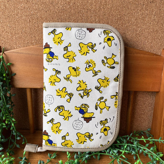 スヌーピー(SNOOPY)のウッドストック 母子手帳 マルチケース(母子手帳ケース)