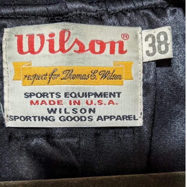 wilson(ウィルソン)のwilson フードブルゾン メンズのジャケット/アウター(ブルゾン)の商品写真