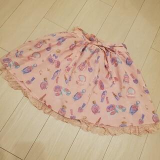 アンジェリックプリティー(Angelic Pretty)の【本日削除】美品 アンジェリックプリティ スカート(ミニスカート)
