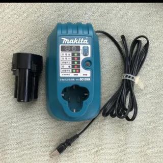 マキタ(Makita)のマキタ  充電器 バッテリー (バッテリー/充電器)