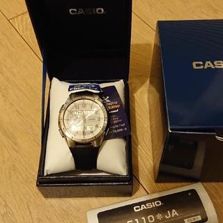 カシオ(CASIO)のさくら様  購入予定    カシオ ソーラー電波腕時計(腕時計(アナログ))