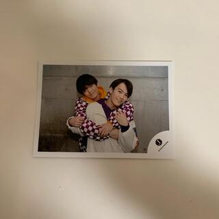 ジャニーズジュニア(ジャニーズJr.)のTravisJapan 松倉海斗・吉澤閑也 公式写真(アイドルグッズ)