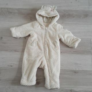 ニシキベビー(Nishiki Baby)のカバーオール ジャンプスーツ 80cm チャックルベビー ニシキベビー(カバーオール)