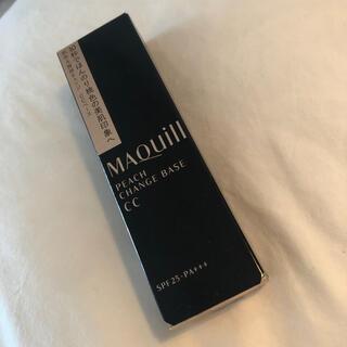 マキアージュ(MAQuillAGE)のマキアージュ CC ピーチチェンジベース(CCクリーム)
