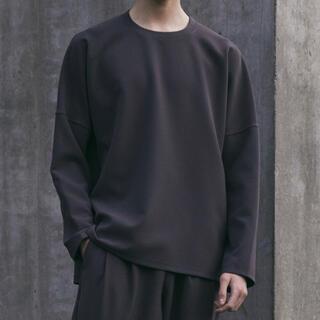 アタッチメント(ATTACHIMENT)のWYM×ATTACHMENT IRREGULAR SLEEVE RELAX PO(Tシャツ/カットソー(七分/長袖))