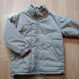 キムラタン(キムラタン)のキムラタン アウター 110cm   ピッコロ ジャンパー 中綿 美品(ジャケット/上着)
