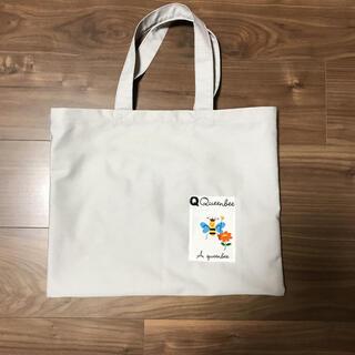 入園入学準備 ハンドメイド レッスンバック 手提げ袋 蜂 シンプル(バッグ/レッスンバッグ)