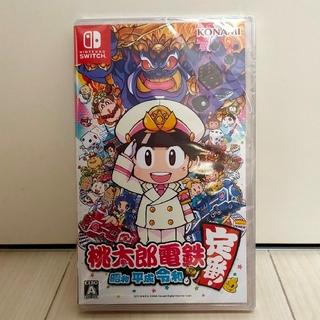 ニンテンドースイッチ(Nintendo Switch)の【新品未開封】桃太郎電鉄 Switch(家庭用ゲームソフト)