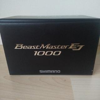 シマノ(SHIMANO)の新品 シマノ  20 ビーストマスター 1000EJ(リール)