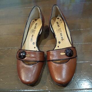 サヴァサヴァ(cavacava)のcavacavaパンプス(ローファー/革靴)