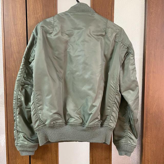 schott(ショット)のSchott MA1☆JEANASIS別注 レディースのジャケット/アウター(ミリタリージャケット)の商品写真