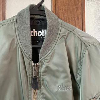 schott - Schott MA1☆JEANASIS別注